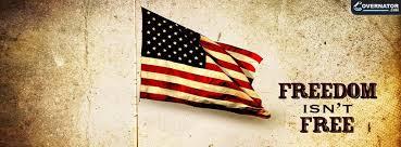 American Flag Displays Symbol of Freedom